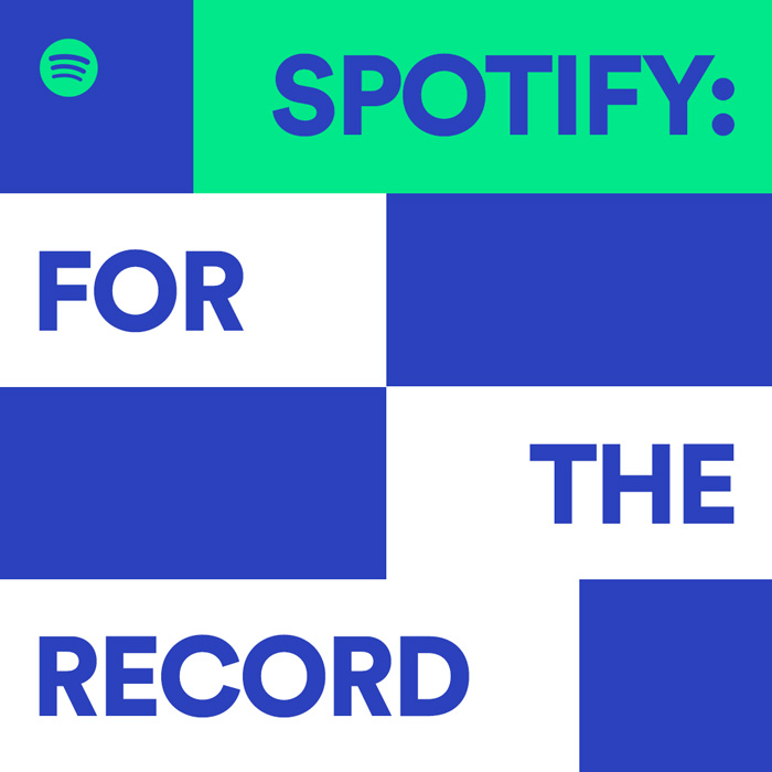 Spotify: For The Record