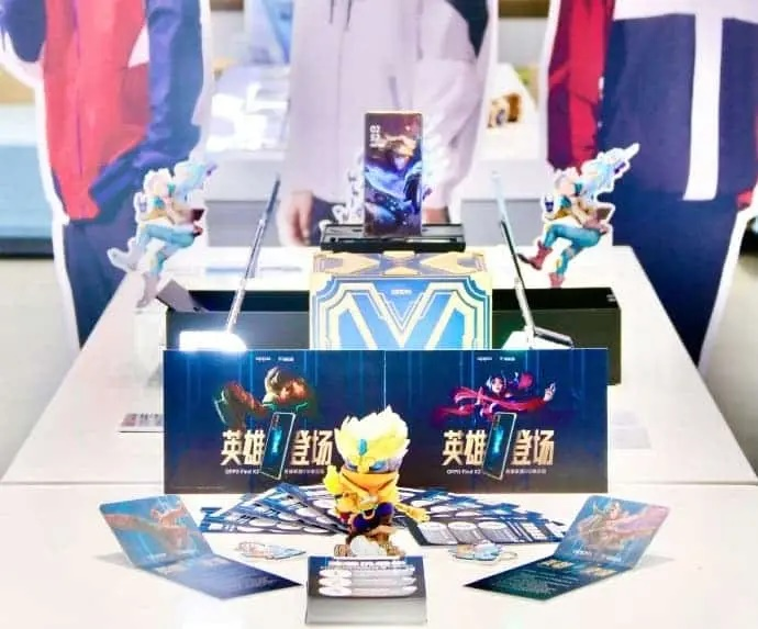 Oppo Find X2 League of Legends edition, Điện thoại Oppo, Liên Minh huyền thoại