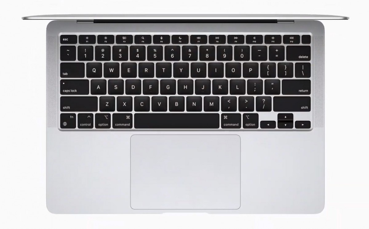 Macbook Air mới, Chip M1, Vi xử lí M1, Apple